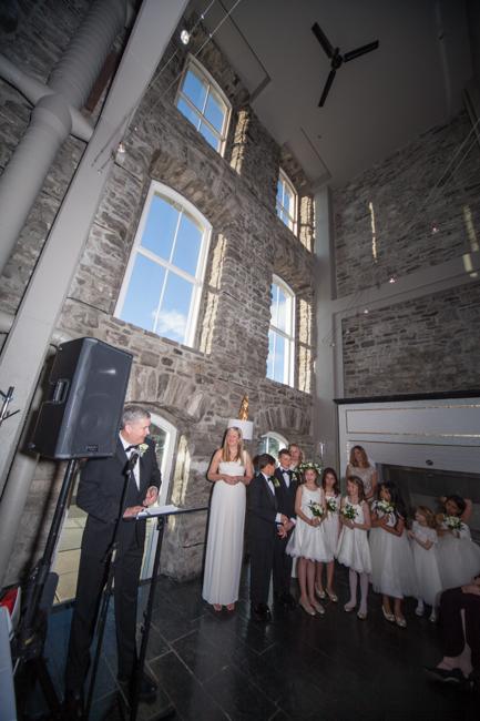 Ottawa Wedding At 18 Restaurant