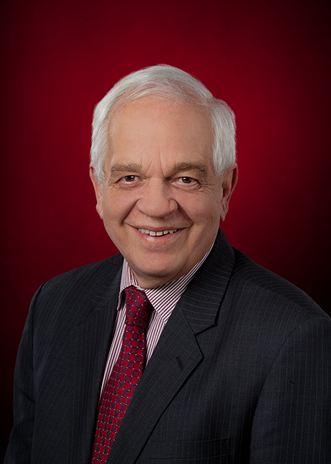 Minister John McCallum portrait