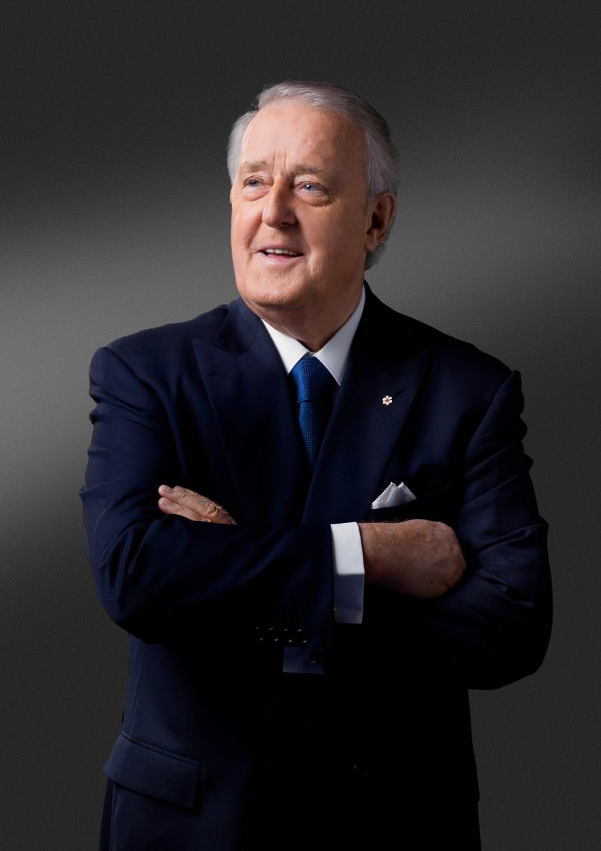 Prime Minister Portrait photography Ottawa