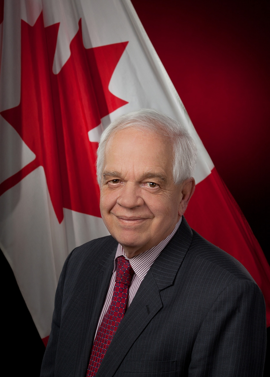 Ottawa portrait photography of John McCallum