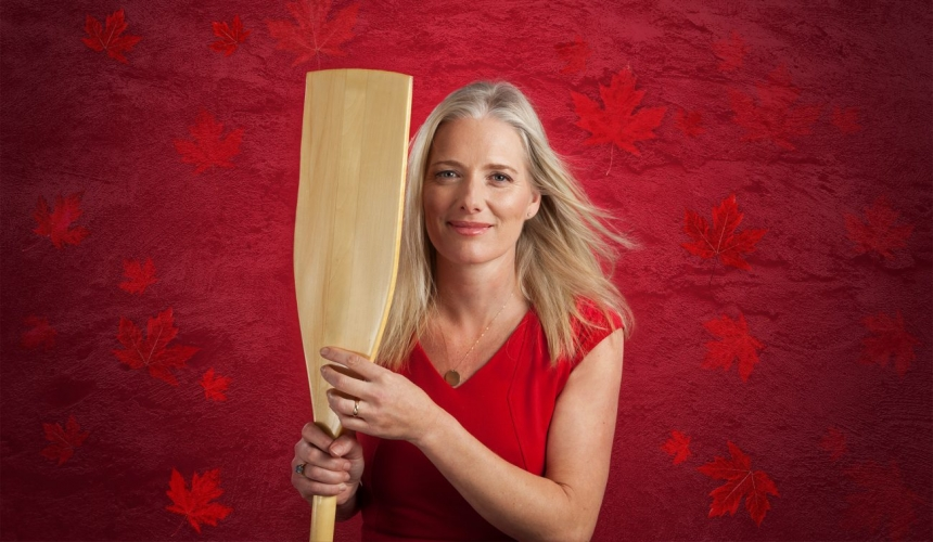 Ottawa portrait photographer of Catherine McKenna