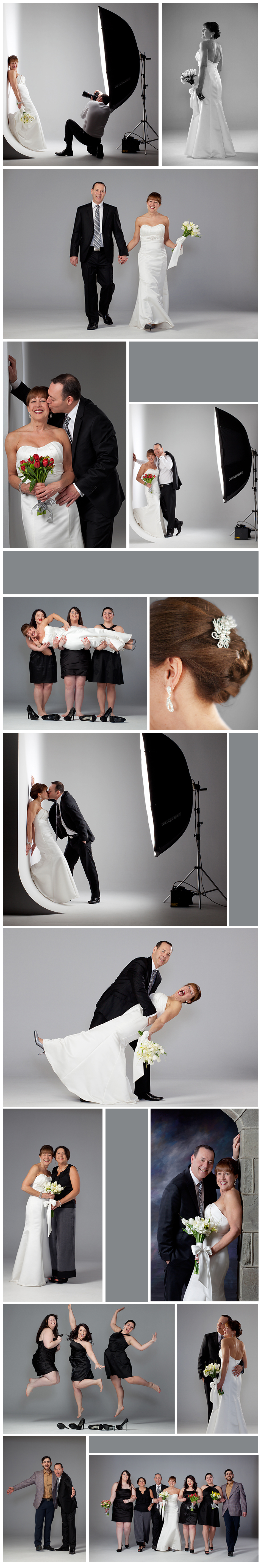 ottawa studio wedding