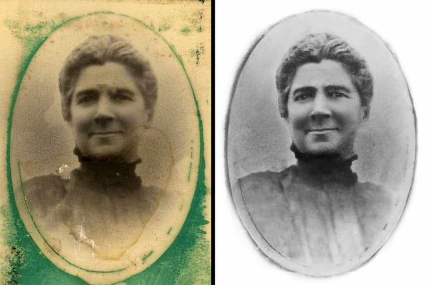 Ottawa photo restoration