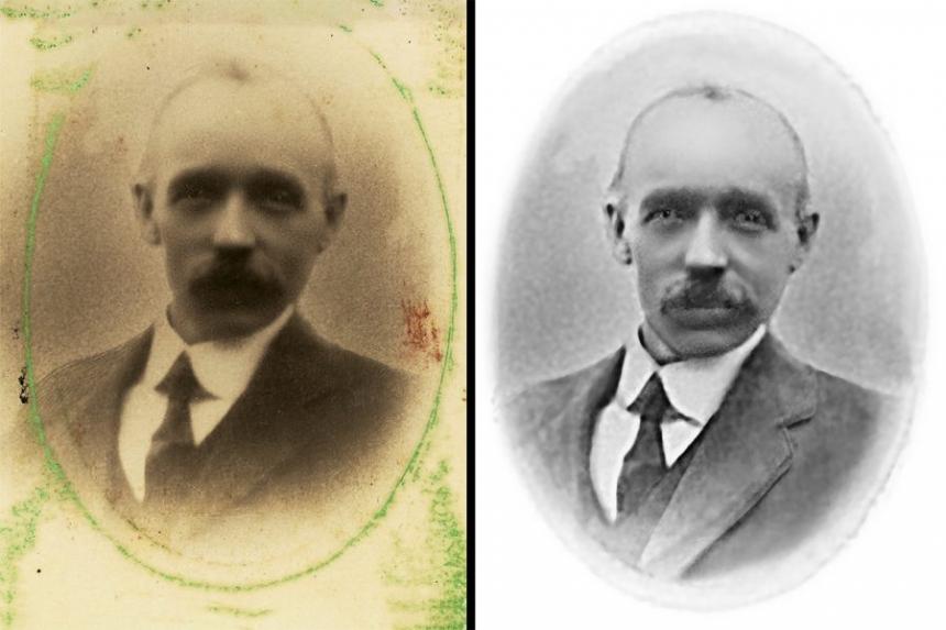 Ottawa photo restoration